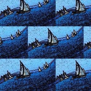 Techno XXVI (2014) (Sail)