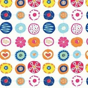 Pop Art Cookies Lines