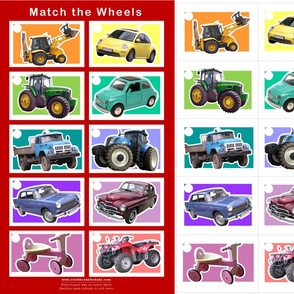 match-the-wheels