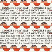 The cookies that ate Lichtenstein by Su_G