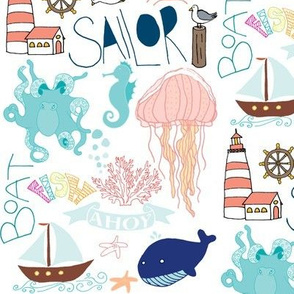 Nautical Doodles