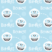 Bumbles Bounce Novelty Print