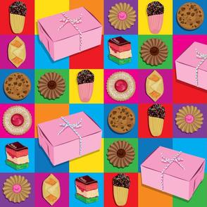 Bakery Cookies POP ART