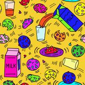 Keith's Milk & Cookies
