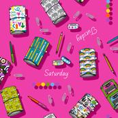 FabDori Weekly (Pink)