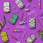 FabDori Weekly (Purple)