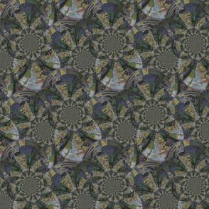 grade jatte kaleidoscope