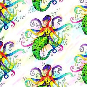 Queen Octavia of the House Cephalopoda