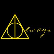 Always Hollows Black Gold
