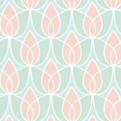 Minty Flowers