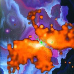 Veronica's Nebula