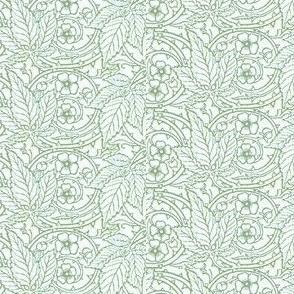 Loeb Green Bramble Rose
