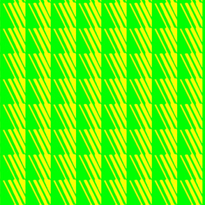 Dean's Bright Green and Yellow Slices