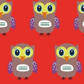 Ugly Owl