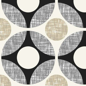 Mid century beige and gray by Su_G