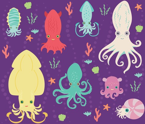 Rcharming_cephalopods_dark_purple_contest110186preview