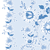 Cathe Floral Toile