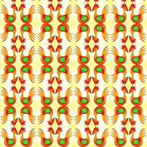 Duck Dance Toasted Orange Bright