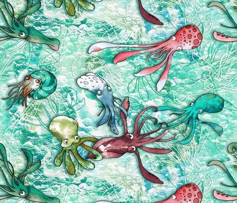 Fiaba Cephalopods