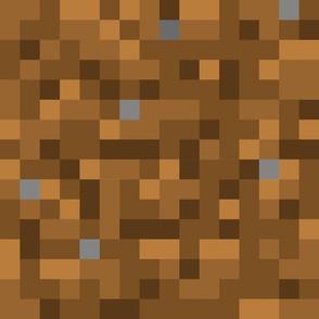 8-bit Dirt Block