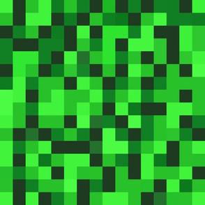 8-bit Foliage Block