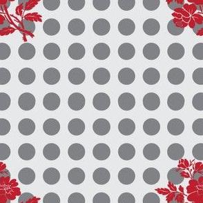 Polka-Dot-Floral