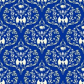 Wayward Baroque Blue Small