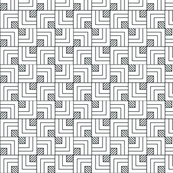 Optical Overlapping Squares