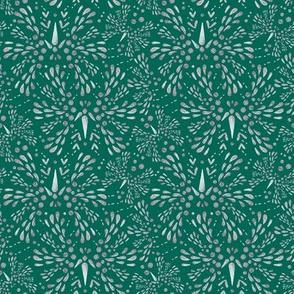 Silver Twinkle (Green)