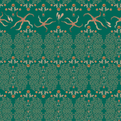 Starfish Glitz (Green)