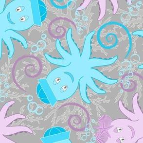 Octopi Frolic