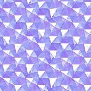Iolite crystals