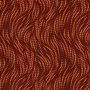 Dots Tentacular - Hammered Copper