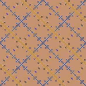 (Morse Plaid (Coral)
