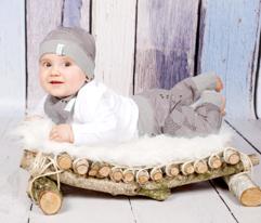 Twinkle twinkle little star cute baby nursery or christmas theme print in black white and dark night beige