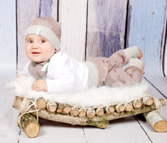 Twinkle twinkle little star cute baby nursery or christmas theme print in black white and dark night beige brown