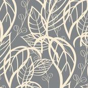 Leaves pattern 06