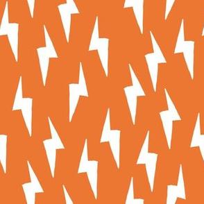 Bolt - Tangelo Orange by Andrea Lauren
