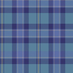 St. Andrews' Highland Games greyed plaid I