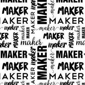 Maker Text