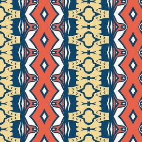 Mondern Tribal Vertical Design