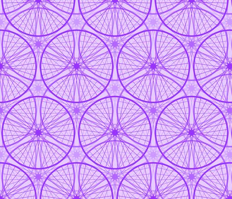 wheels : volare violette