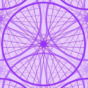 wheels : volare violette