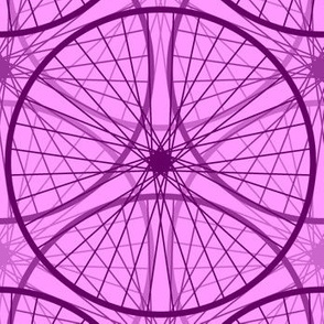 wheels : majestic magenta