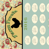 Tea Towel 2016_calendar_horizonal
