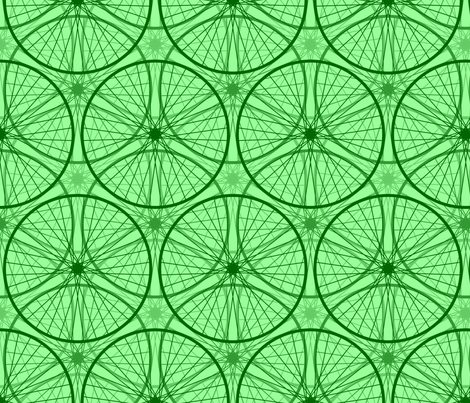 a bicycle is green transport