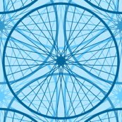 wheels : blue sky cycling