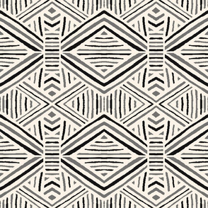 Tribal_Geometric_BlkGray