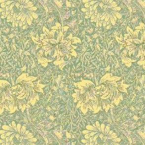 Daisies Loeb Green