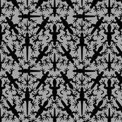 Lizard_Gecko_Gloomy_Symmetrical__Silhouettes